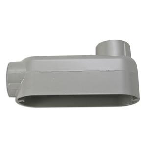 "Appleton LB150-A Conduit Body, Type: LB, Size: 1-1/2"", Form 85, Aluminum"