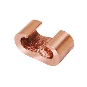 Burndy YGHC2C2 C-Tap Connector, Wire Range 6 - 2 AWG, Copper