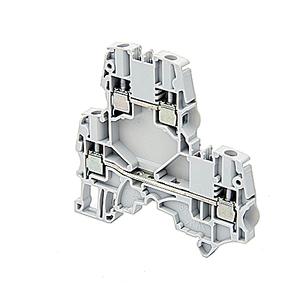 Entrelec 1SNK505210R0000 Feed Through Terminal Block, Type: ZS4-D2