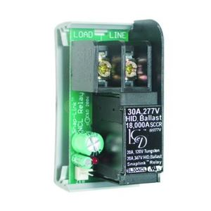 Lighting Control & Design LCD-ACC-SL30NCL-PSD Latching Relay, 30 Amp, Single Pole, Normally Closed, 277 Volt