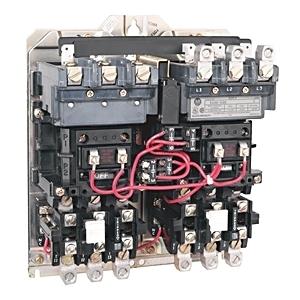 Allen-Bradley 520E-BOD NEMA 1 2 SPEED SEPARATE