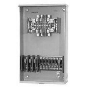 Milbank UAPC4512-O-TS0325 Meter Socket, Transformer Rated, 20A, 13 Terminal, TUV Aluminum