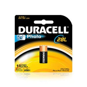 Duracell PX28LBPK Battery, 6V, 28L, Lithium, Photo