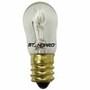 6S6/CL/145VCAND MIN S6 145V 6W E12 LAMP