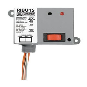 Functional Devices RIBU1S 10 AMP PILOT CONTROL