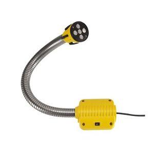 Day-Brite ID5L42-120-WB LED Dock Light, 15 Watt, 42 Inch Arm, Toggle Switch, 120V
