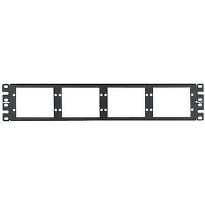 Panduit CFAPPBL2 Fiber Adapter Patch Panel 2 RU
