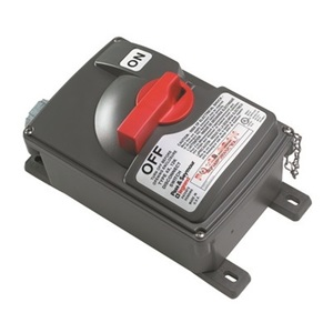 Pass & Seymour PS60-SS 60A 600VAC NON FUSIBLE SAFETY SWITC