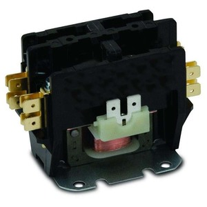 ABB DP40C2P-1 40A, 2P, Definite Purpose Contactor