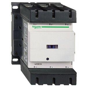 Square D LC1D115T6 CONTACTOR 600VAC