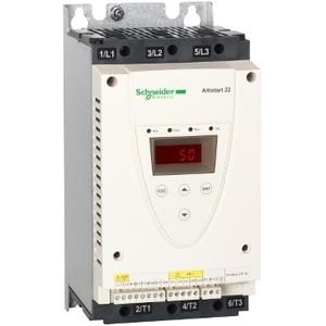 ATS22D17S6U 208600VAC 110V CNTRL17AMP