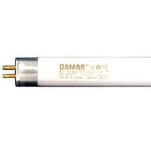 Damar 26411C Fluorescent Lamp, Coated, T5, 54W, 4100K