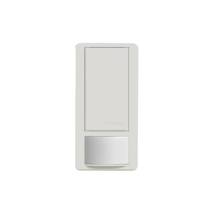 Lutron MS-OPS5M-WH Occupancy Sensor Switch, 5A, Maestro, White