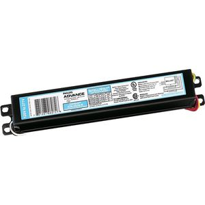 Philips Advance ICN2S5490CN35M Electronic Ballast, Fluorescent, High Output, 2-Lamp, 54W, 120-277V