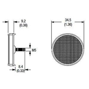 Allen-Bradley 92-116 REFLECTORS FOR