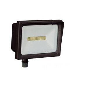 Lithonia Lighting QTE-LED-P1-40K-120-THK-DDB-M6 24W LED Floodlight