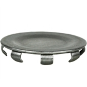 """American Fittings Corp KOS75 Knockout Seal, Type: Snap-In, Size: 3/4"""", Material/Finish: Steel/Zinc"""