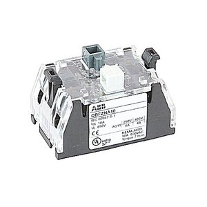 ABB OBFZNA10 AUX. CONTACT FOR PRE-CHARGE SWITCH