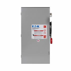 Eaton DCG3063FRM DC DISC, 100 A, NEMA 3R, 600 Vdc, 3-pole