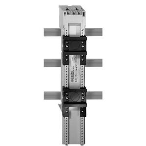 Allen-Bradley 141A-FS54S63 Busbar, Module, with Terminals, 200mm Tall, 54mm Width, 63A