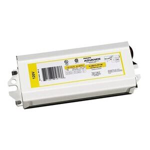 Philips Advance H-1B13-TP-W Standard Magnetic Ballast, 1-13W Compact, 2-Pin, 120V
