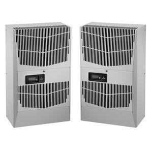 nVent Hoffman G280616G050 Air Conditioner, G28 Series, 6000 BTU, 115V