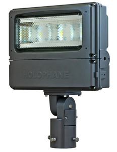 Holophane PSLED-PK3-MVOLT-FL-40K-1-GYSDP-10KVMP-PE MP-PER3 PREDATOR SMALL LED (PSLED)