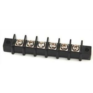 Regal-Beloit 699-GP-02-73005 Terminal Strip, 2P, Electrical Barrier, 300V AC/DC