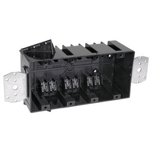 Bowers 460-LB 4G PLASTIC BOX W/BRKT