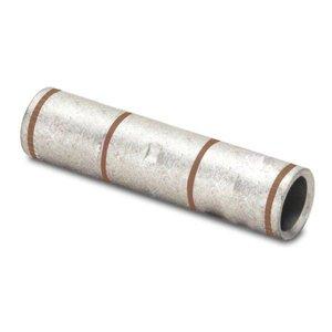 Burndy YS2CLBOX Compression Buttsplice, Copper, 2 AWG, Standard Barrel
