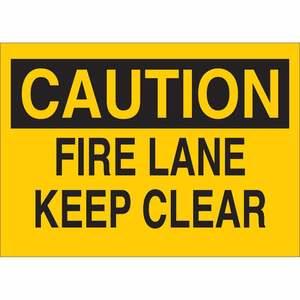25640 FIRE SIGN