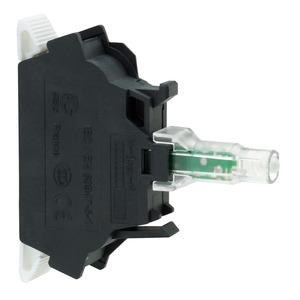 ZBVM55 230 240V AC   LED   YELLOW   WIT
