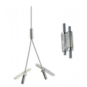 """nVent Caddy SLK2Y500L3 9.9' Speed Link with """"Y"""" Toggle"""