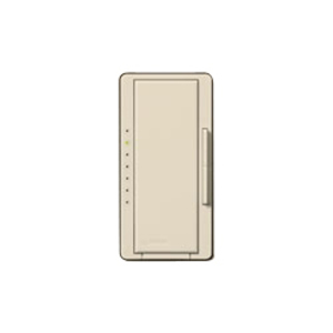 Lutron MAELV-600-LA Digital Dimmer, Maestro, Light Almond