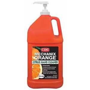 CRC SL1719 Mechanix Orange Hand Cleaner