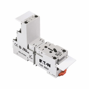 Eaton D2PAP Socket, 14 Blade, Elevator Terminals, Standard, 10A@300VAC