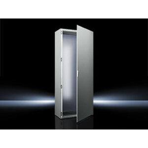 Rittal 8808500 Enclosure, NEMA 12, Free Standing, 2000 mm x 800 mm x 800 mm