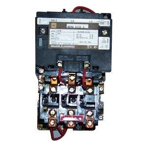 8536SDO6V01S STARTER 600VAC 45AMP NEMA +