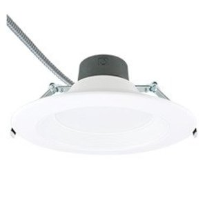 "Green Creative 27CDLA8/835/277V 8"" LED Downlight, 12/19/27W, 120-277V, 3500K, 1000/1500/2000L"