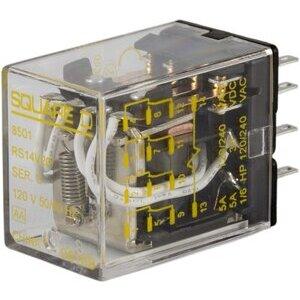 8501RS24V20 120V AC           R REL