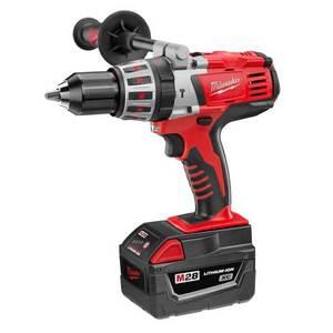 Milwaukee 0726-22 M28 Cordless Hammer Drill