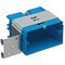 Carlon B121ADJH Adjustable Switch/Outlet Box, 1-Gang, Non-Metallic