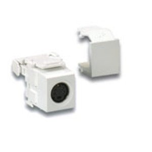 Leviton 40734-SVG Mod S-video 110 Term Gy