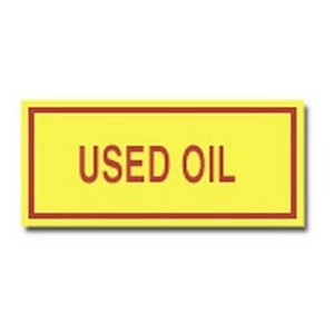 Brady 60257 CONTAINER LABEL
