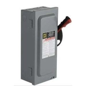 Square D HRK4060 Safety Switch, Class R Fuse Kit, 400-600A, Series E