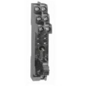 Allen-Bradley 700-HN122 Socket, 8-Blade, Miniature, Includes Retainer Clip, for 1P, 700-HK