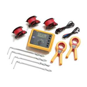 Fluke FLUKE-1623-KIT Basic Geo Earth Ground Tester