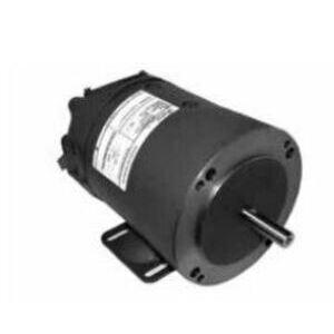 Parts Super Center 5BC46AB1581C Tachometer/Generator, DC, 100 Volts/RPM, 100 - 3600 RPM, 56 Frame