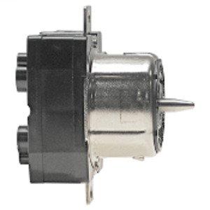 Leviton CS6369 Locking Receptacle, 50A, 125/250V, California Style, 3P4W