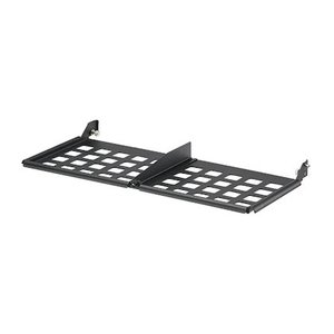 Panduit FLEX-PLATE1U HD Flex Enclosure Trunk Slack Plate - 1R